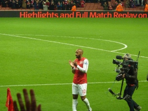 Thierry Henry. Photo by: wonker www.flickr.com