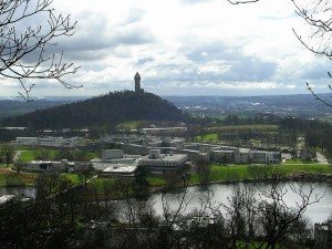 Stirling University campus. Photo by: John Bostock www.flickr.com