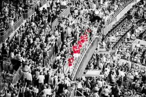 Arsenal win the 2014 FA Cup.  Photo: Philip Currie www.flickr.com