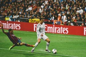 Cristiano Ronaldo. Photo by: Nathan Congleton www.flickr.com