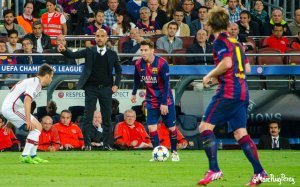Barcelona v Bayern Munich Photo by: Marc Puig i Perez www.flickr.com