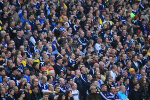 The Tartan Army. Photo by: Ronnie MacDonald www.flickr.com