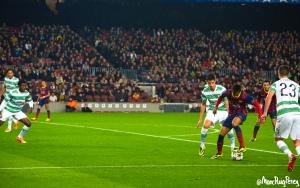 Barcelona v Celtic