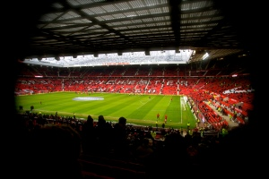 Old Trafford. Photo by: Paul www.flickr.com